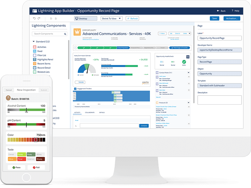 Salesforce Platform - App Cloud